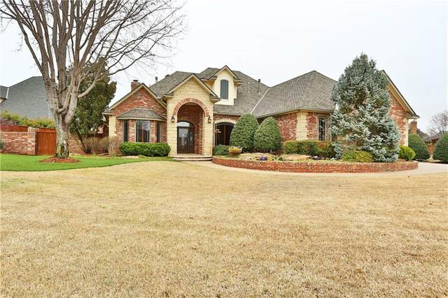 625 Manor Hill Drive, Norman, OK 73072 (MLS #904568) :: Homestead & Co