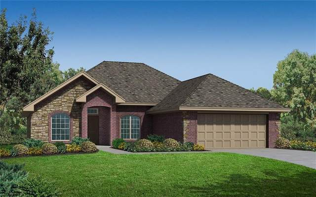 1033 SW 140th Street, Oklahoma City, OK 73170 (MLS #904589) :: Homestead & Co