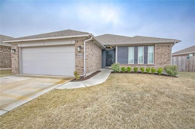 15609 Boulderdown Drive, Oklahoma City, OK 73170 (MLS #904610) :: Homestead & Co