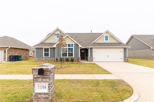 11104 SW 31st Street, Mustang, OK 73099 (MLS #904672) :: Homestead & Co
