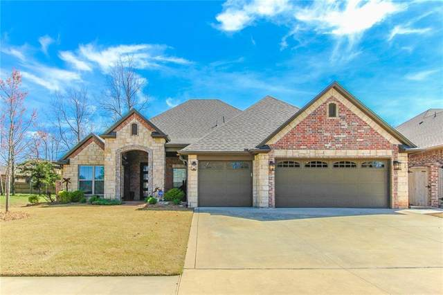 2212 Burning Tree, Norman, OK 73071 (MLS #904705) :: Homestead & Co