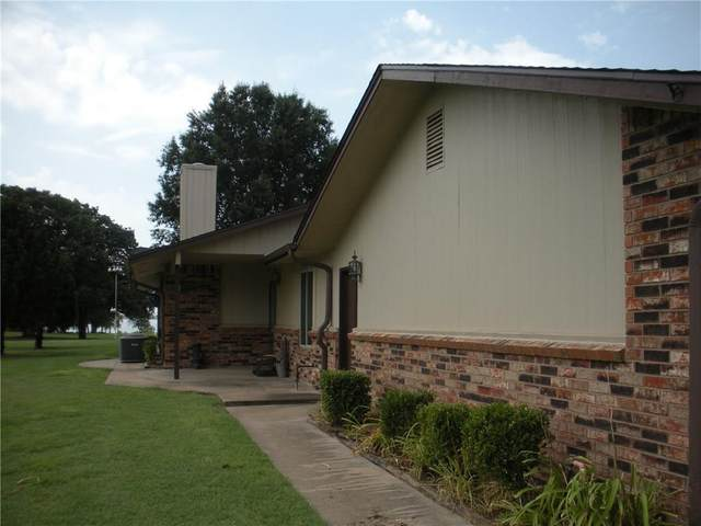 114591 S 4172, Eufaula, OK 74432 (MLS #904726) :: Homestead & Co
