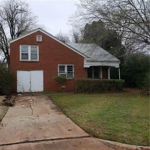 801 NW 49th Street, Oklahoma City, OK 73118 (MLS #904736) :: Homestead & Co