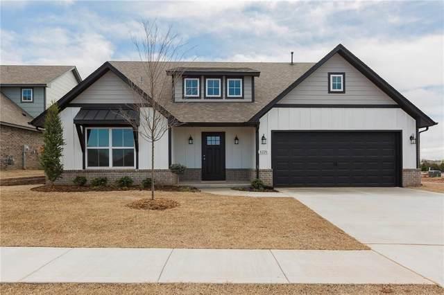8220 NW 151st Street, Oklahoma City, OK 73013 (MLS #904747) :: Homestead & Co