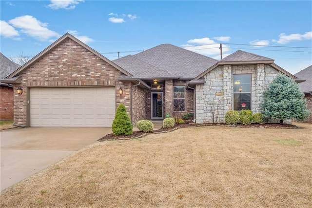 12613 Chateaux Road, Oklahoma City, OK 73142 (MLS #904761) :: Homestead & Co