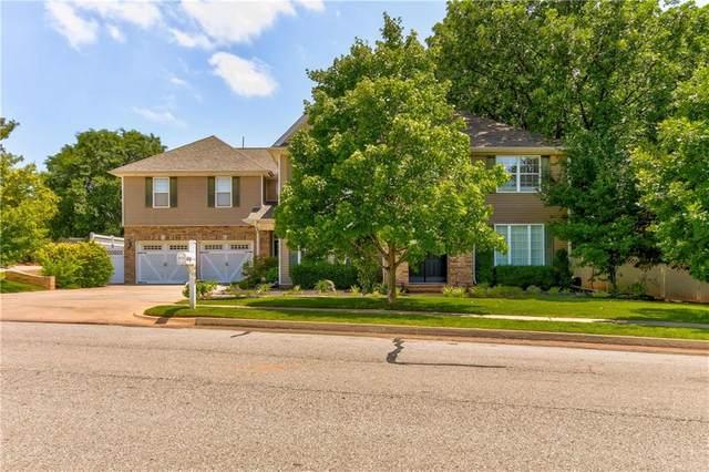 400 Nantucket Boulevard, Norman, OK 73071 (MLS #904764) :: Homestead & Co