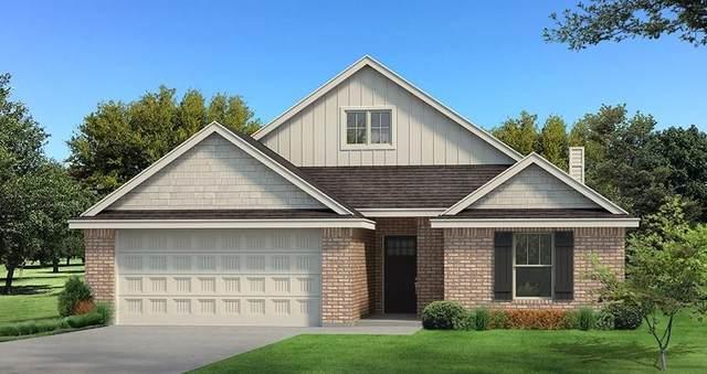3316 NW 159th Terrace, Edmond, OK 73013 (MLS #904808) :: Homestead & Co