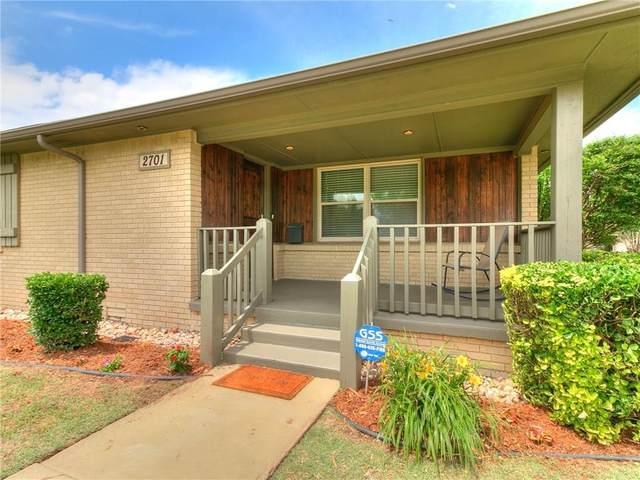 2701 NW 57th Street, Oklahoma City, OK 73013 (MLS #904818) :: Homestead & Co