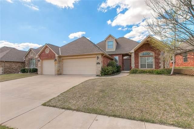 15521 Creek View Drive, Edmond, OK 73013 (MLS #904832) :: Homestead & Co