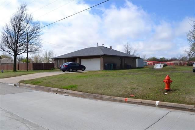 8717 S Mckinley Avenue, Oklahoma City, OK 73139 (MLS #904865) :: Homestead & Co