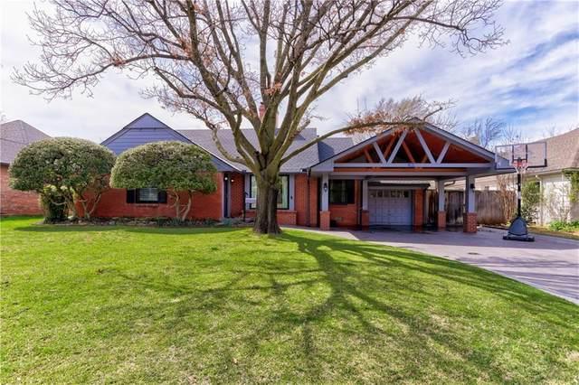 1832 Dorchester Place, Nichols Hills, OK 73120 (MLS #904870) :: Homestead & Co