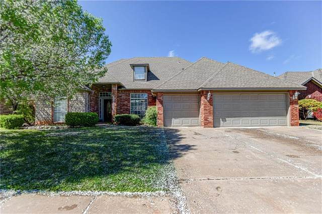 17101 Granite Place, Edmond, OK 73012 (MLS #904906) :: Homestead & Co