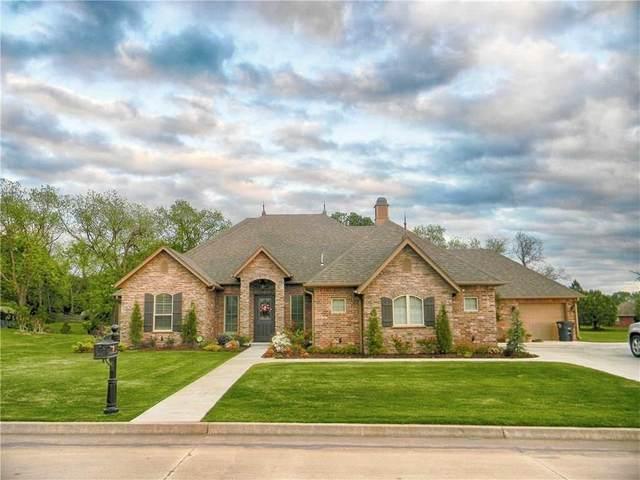 1901 Cobblestone Drive, Shawnee, OK 74804 (MLS #904917) :: Homestead & Co