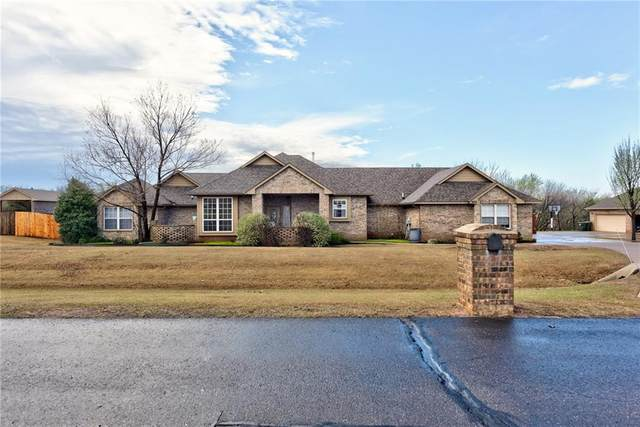 3032 NW 201st Street, Edmond, OK 73012 (MLS #904918) :: Homestead & Co