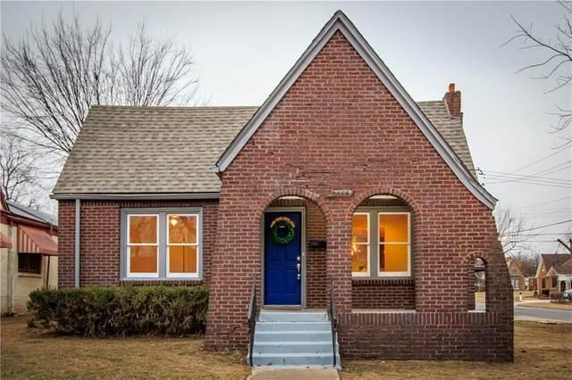 2560 NW 22nd Street, Oklahoma City, OK 73107 (MLS #904957) :: Homestead & Co