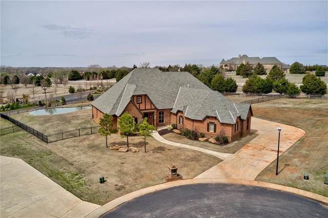22087 Black Walnut Circle, Edmond, OK 73012 (MLS #904978) :: Homestead & Co