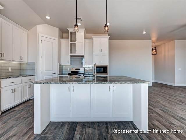 6409 NW 156th Street, Edmond, OK 73013 (MLS #905043) :: Homestead & Co