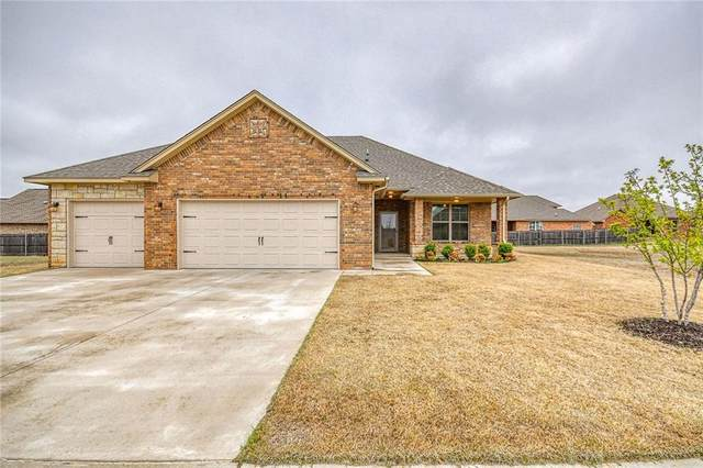 3922 Catalina Court, Norman, OK 73072 (MLS #905061) :: Homestead & Co