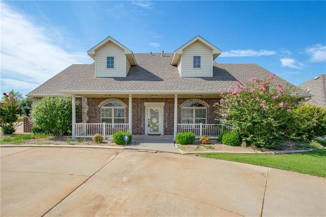 4008 SE 41st Place, Oklahoma City, OK 73165 (MLS #905123) :: Homestead & Co