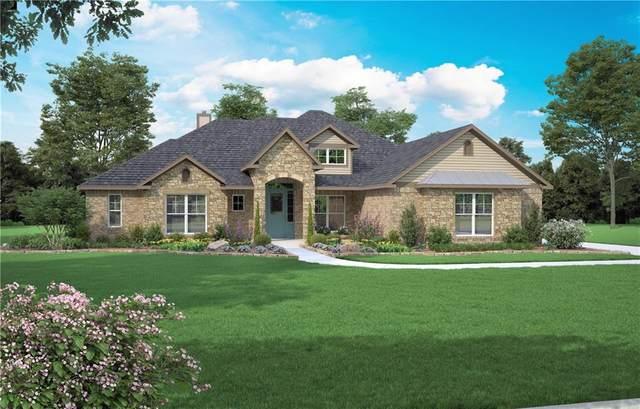 17500 Timberline Court, Oklahoma City, OK 73071 (MLS #905124) :: Homestead & Co