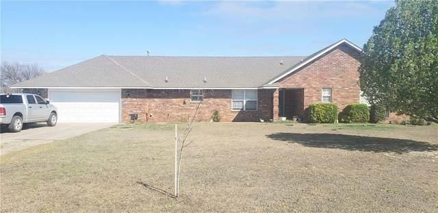 987 Sunflower Drive, Tuttle, OK 73089 (MLS #905128) :: Erhardt Group at Keller Williams Mulinix OKC