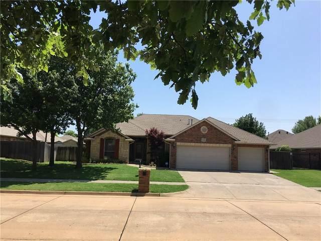 6800 Stinchcomb Drive, Oklahoma City, OK 73132 (MLS #905131) :: Homestead & Co