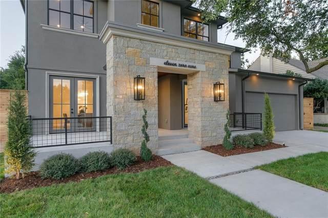 1109 Belford Avenue, Nichols Hills, OK 73116 (MLS #905167) :: Homestead & Co