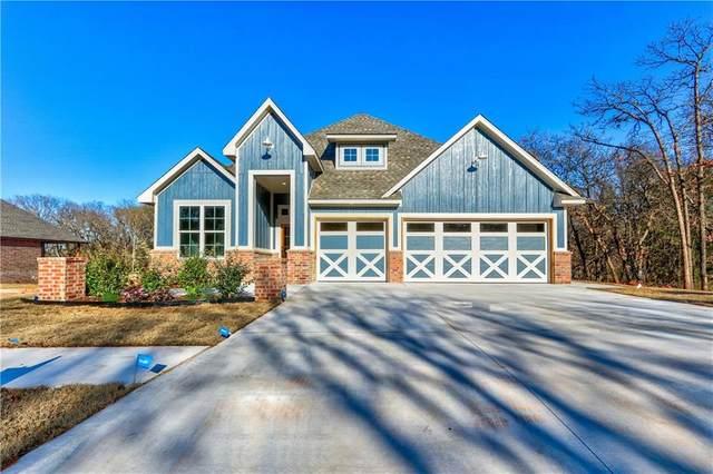 2348 Asaro Lane, Edmond, OK 73034 (MLS #905184) :: Homestead & Co