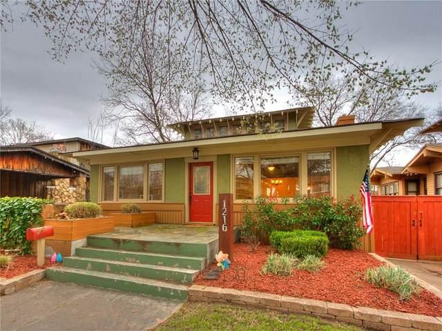 1216 NW 34th Street, Oklahoma City, OK 73118 (MLS #905206) :: Homestead & Co