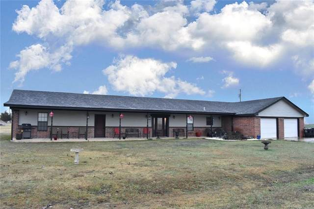101 Clearview Drive, Amber, OK 73004 (MLS #905214) :: Homestead & Co