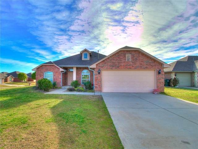 1917 Pelham Circle, Norman, OK 73071 (MLS #905234) :: Homestead & Co