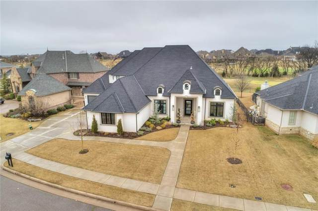 3401 NW 173rd Street, Edmond, OK 73012 (MLS #905286) :: Homestead & Co