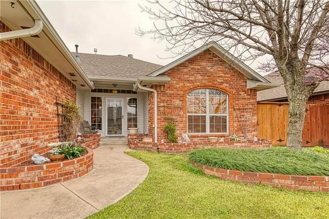 14416 S Hudson Avenue, Oklahoma City, OK 73170 (MLS #905293) :: Homestead & Co