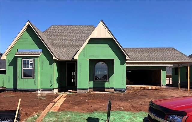 8421 NW 132 Street, Oklahoma City, OK 73142 (MLS #905308) :: Homestead & Co