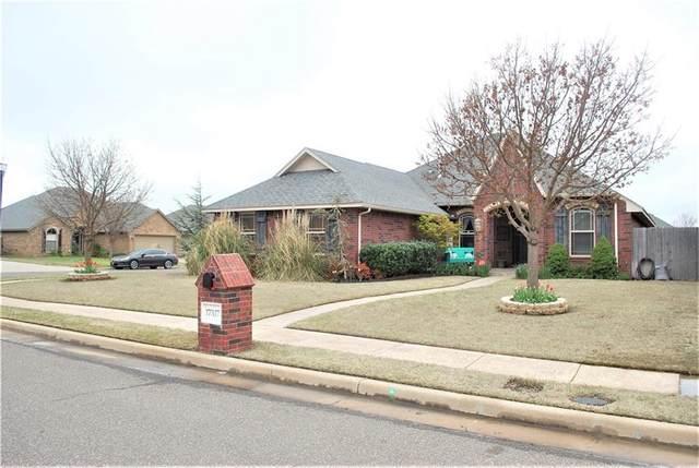 17317 Picasso, Oklahoma City, OK 73170 (MLS #905318) :: Homestead & Co
