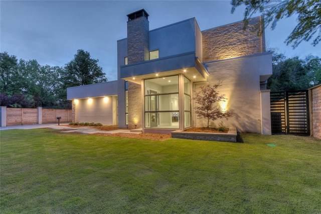 2805 Drakestone Avenue, Oklahoma City, OK 73120 (MLS #905327) :: Homestead & Co