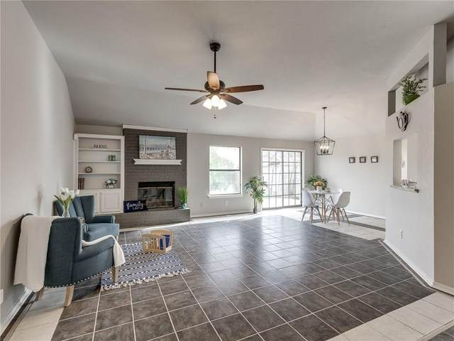 5308 SE 85th Street, Oklahoma City, OK 73135 (MLS #905343) :: Homestead & Co