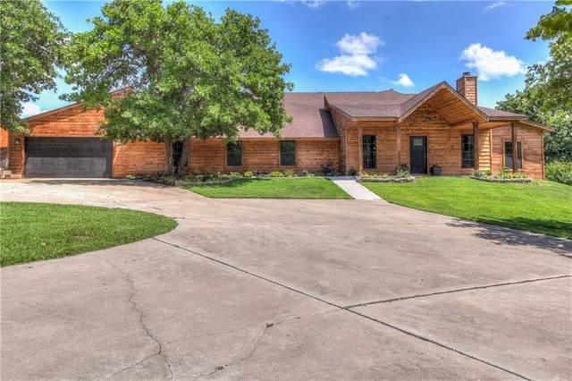 3616 Oakbriar Drive, Choctaw, OK 73020 (MLS #905349) :: Homestead & Co