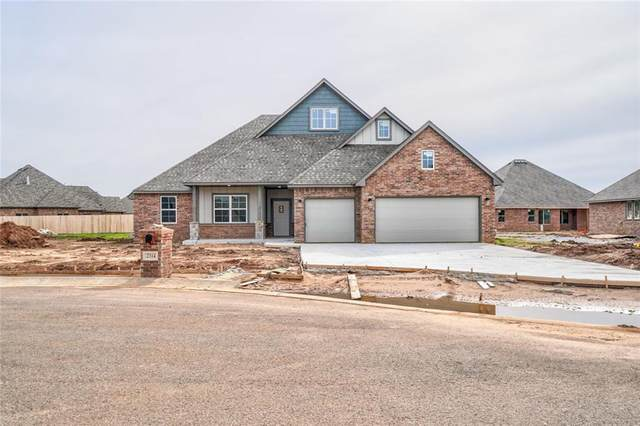 2314 NW Sycamore Avenue, Piedmont, OK 73078 (MLS #905361) :: Homestead & Co