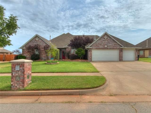 9617 SW 33rd Street, Oklahoma City, OK 73179 (MLS #905389) :: Homestead & Co