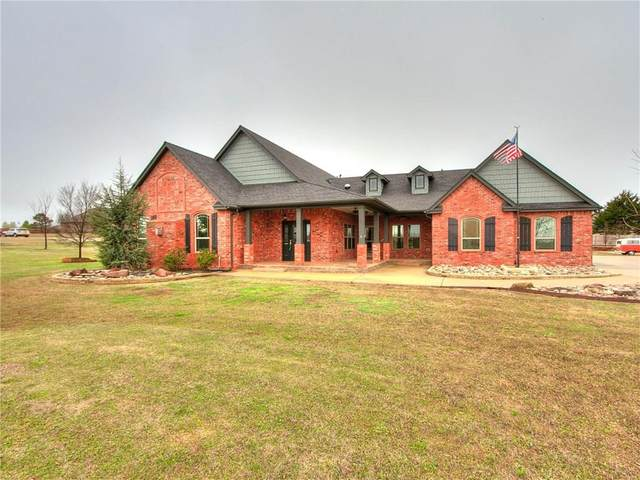 553 Camryn Lane, Guthrie, OK 73044 (MLS #905396) :: Homestead & Co