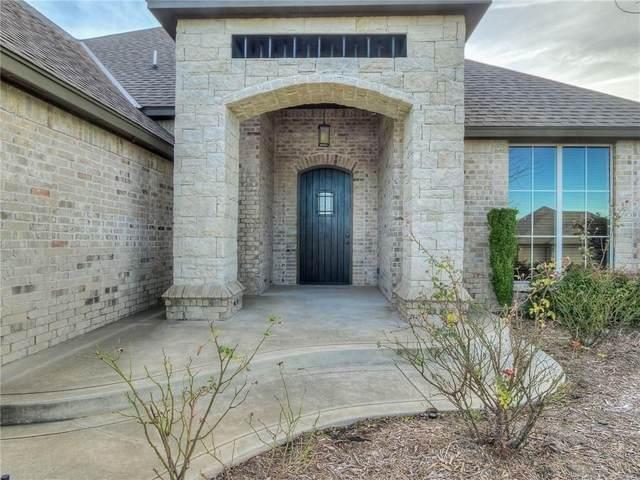 3104 SW 140th Street, Oklahoma City, OK 73170 (MLS #905397) :: Homestead & Co