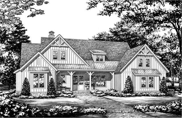 331 Old Farm Road, Edmond, OK 73034 (MLS #905429) :: Homestead & Co