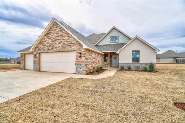 2319 NW Cedar Circle, Piedmont, OK 73078 (MLS #905434) :: Homestead & Co