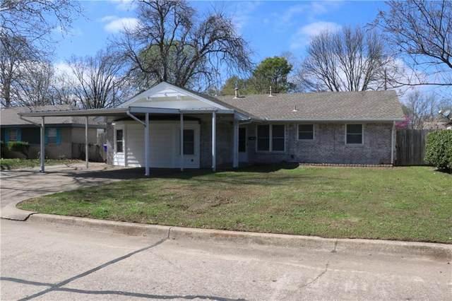 1413 Canterbury Street, Norman, OK 73069 (MLS #905435) :: Homestead & Co