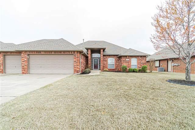 1305 SW 125th Place, Oklahoma City, OK 73170 (MLS #905449) :: Homestead & Co