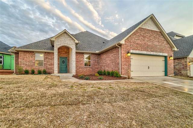 712 NW 192nd Terrace, Edmond, OK 73012 (MLS #905469) :: Homestead & Co