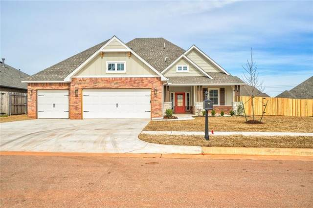 19125 Windy Way Road, Edmond, OK 73012 (MLS #905470) :: Homestead & Co