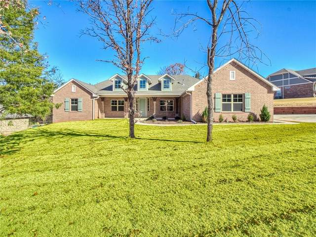 8740 Tall Oaks Drive, Guthrie, OK 73044 (MLS #905494) :: Homestead & Co