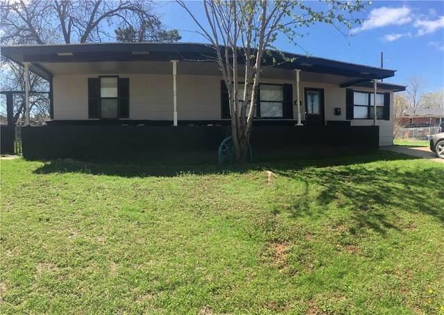 610 Mission Place, Anadarko, OK 73005 (MLS #905510) :: Homestead & Co